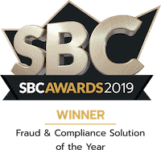 Jumio Wins Fraud & Compliance Solution of the Year at 2019 SBC Awards