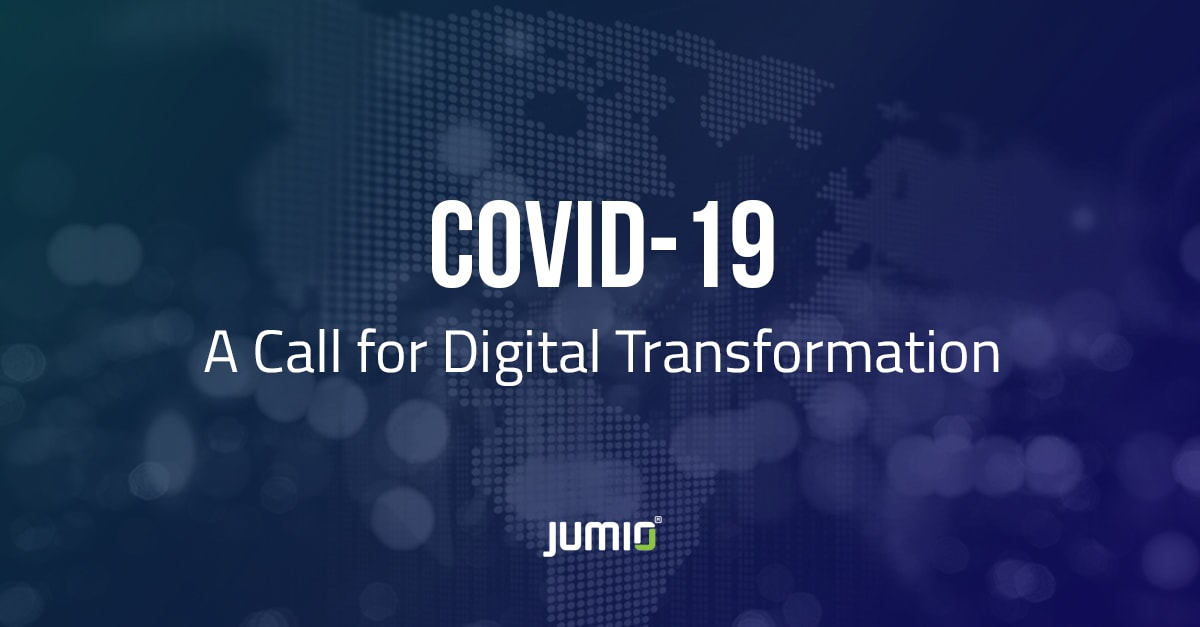 COVID-19: A Call for Digital Trasformation